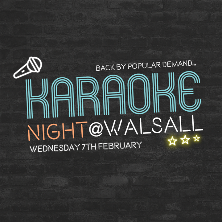 Walsall Karaoke Night