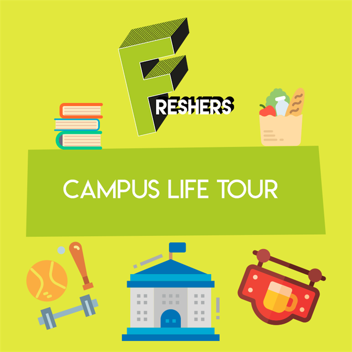 Walsall Campus Life Tour