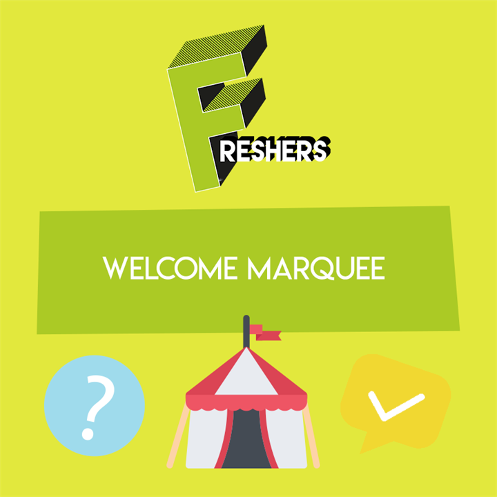 Welcome Marquee & BBQ
