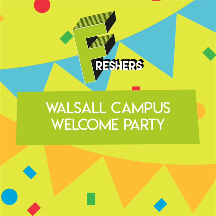 Walsall Campus Welcome Party
