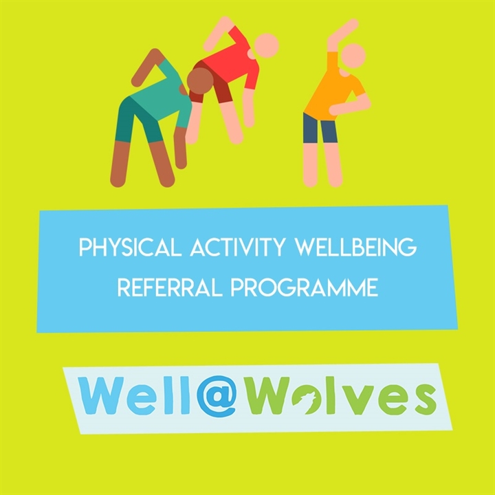 Physical Activity Wellbeing Referral