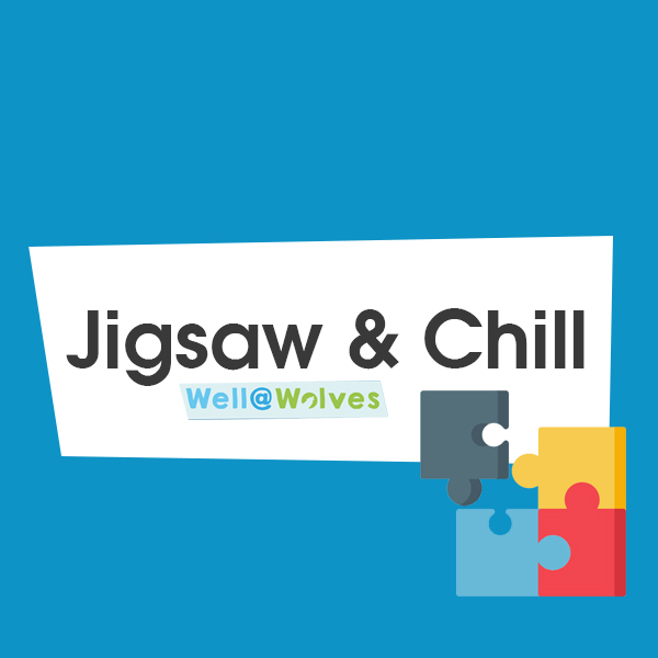SUSPENDED - Jigsaw & Chill
