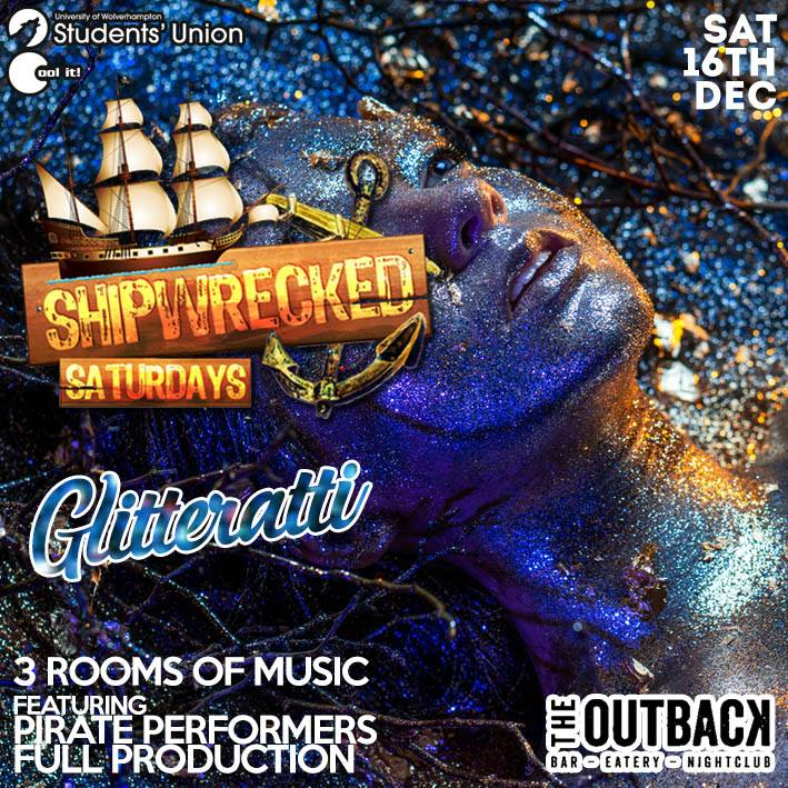 Shipwrecked Saturdays