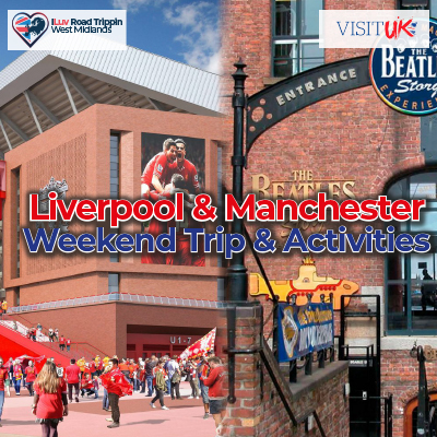 ILuv Events - Trip to Liverpool