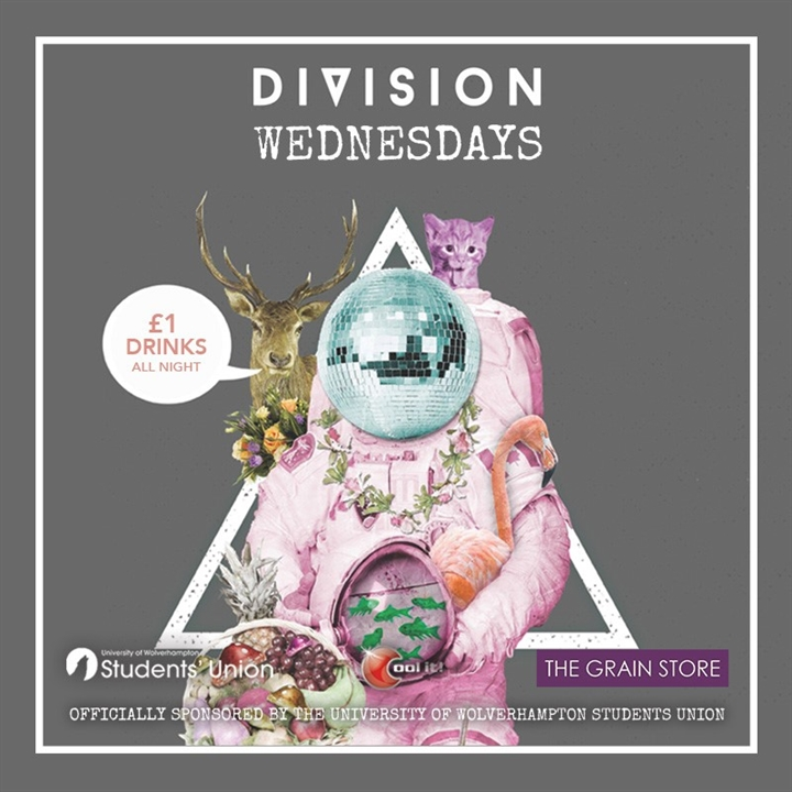 Division Wednesdays