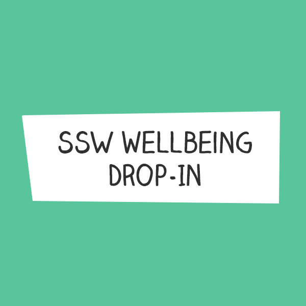 Student Support and Wellbeing Drop in's