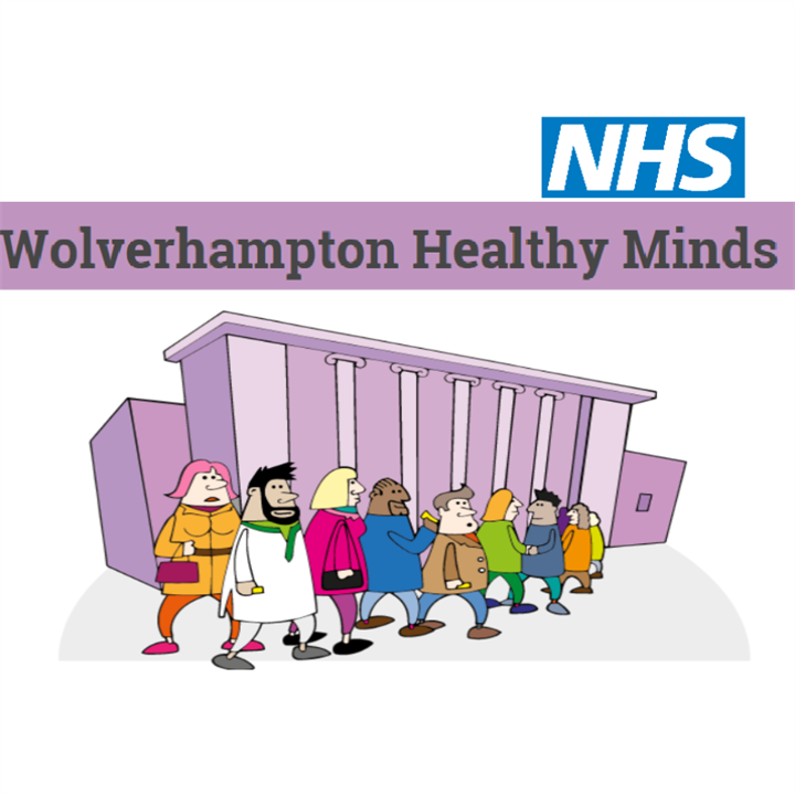 NHS Healthy Minds drop in
