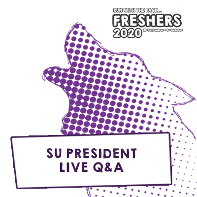 Live Questions & Answers with Your President