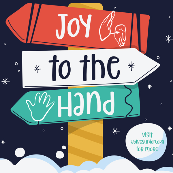 Joy to the Hand