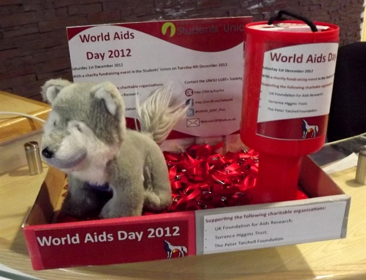 World Aids Day Campaign/Bake Sale