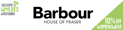 10% off Barbour Womenswear at House of Fraser