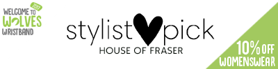 10% off Stylist Pick Womenswear at House of Fraser