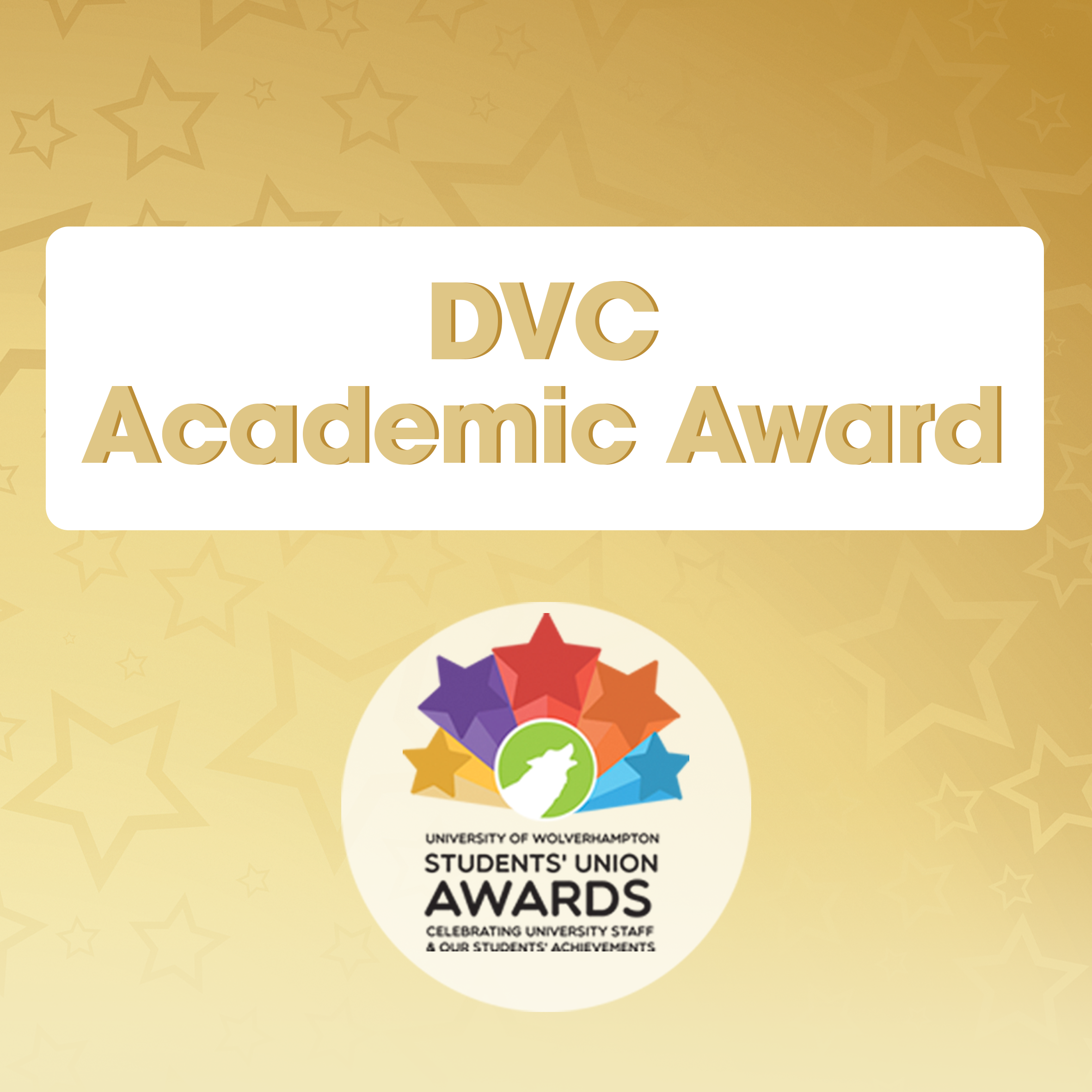 DVC (Academic) Award