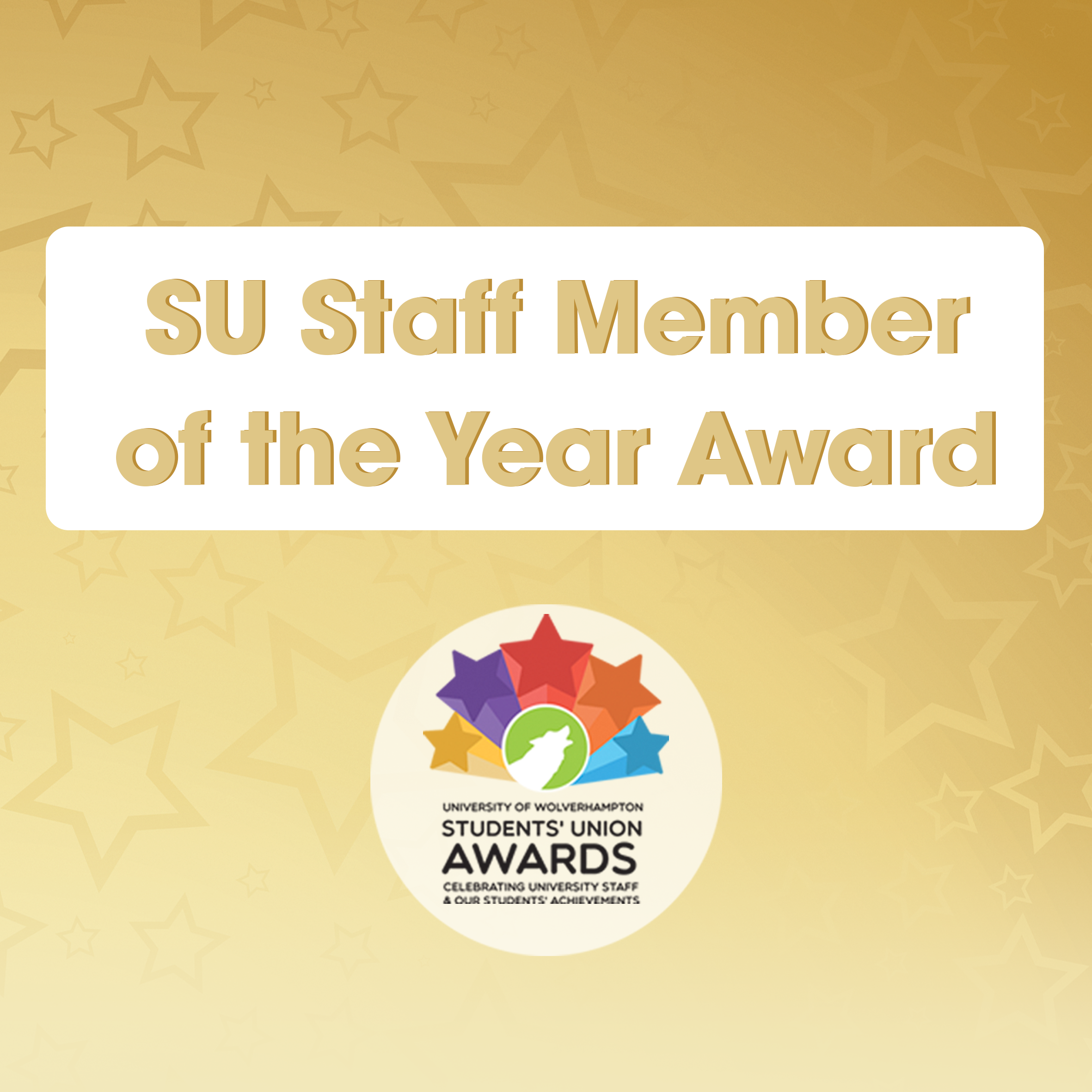 SU Staff Member of the Year