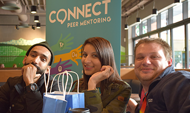 Connect Peer Mentoring