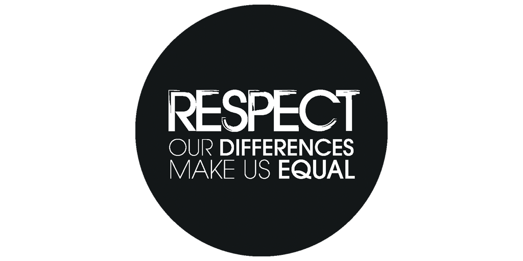 we have to respect each other