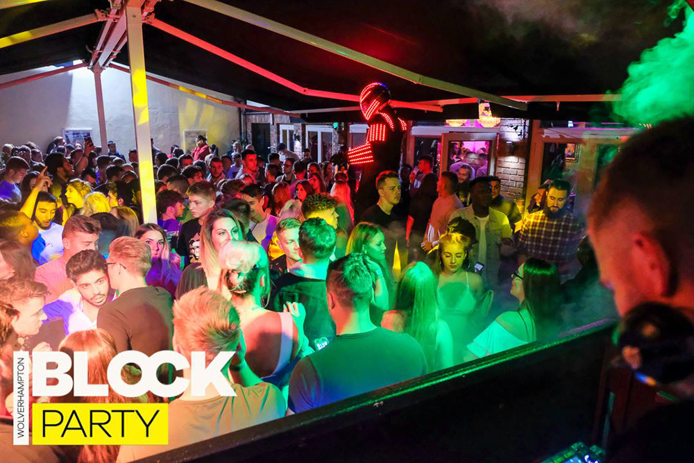 Block Party club night 2016