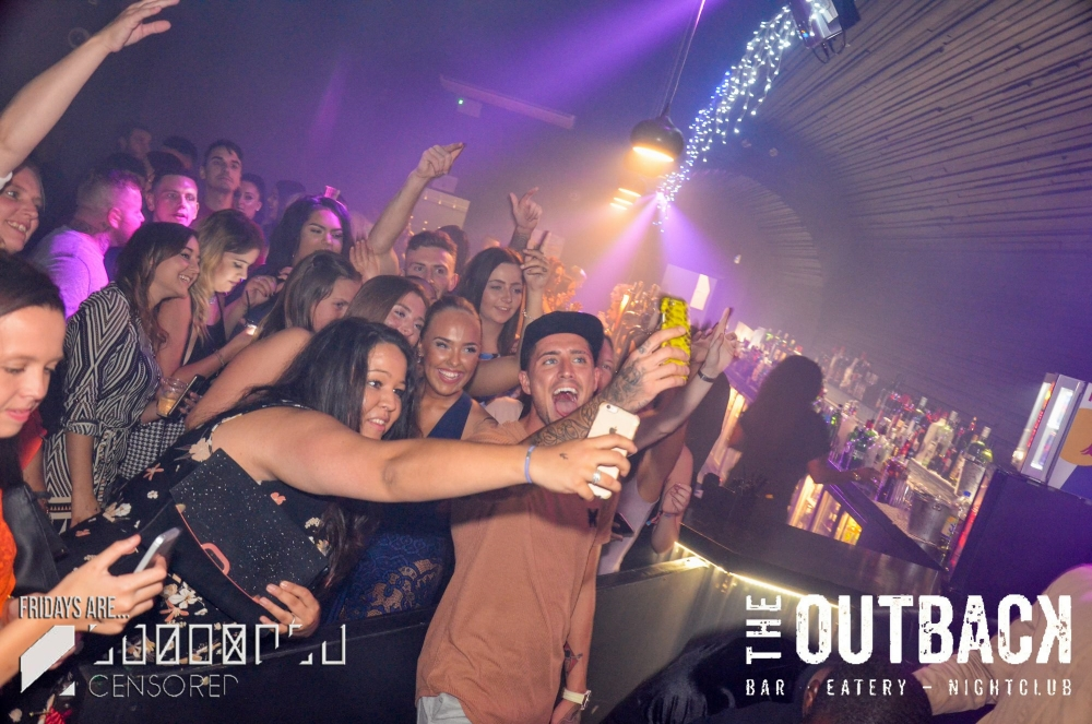 The Outback club night 2016